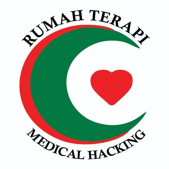 Logo RS Medical Hacking Putih