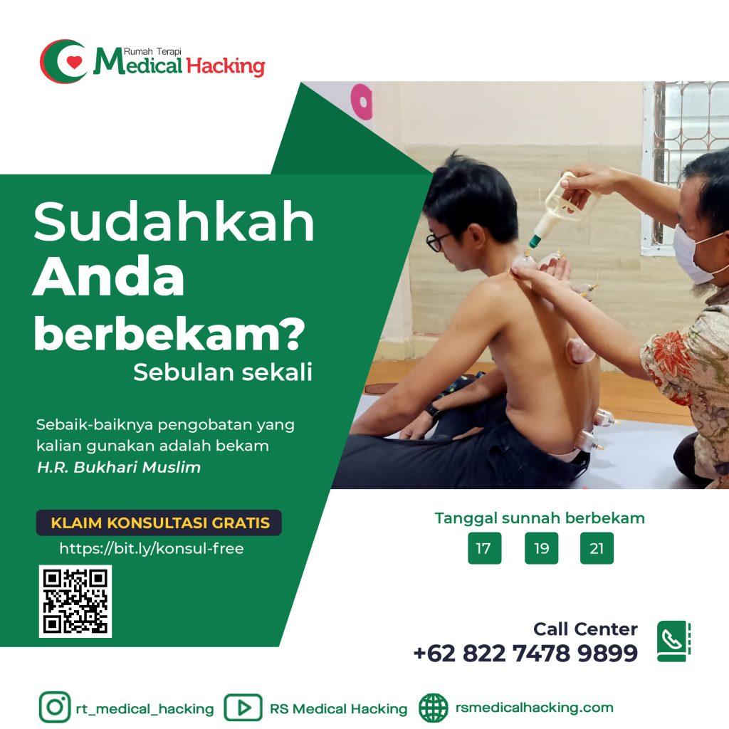 MEDICAL HACKING SPESIALIS BEKAM DI INDONESIA